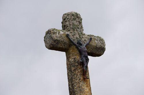 kirsti, religija, krikščionybė, tikėjimas, tikėjimas, dangus, skulptūra, krikščionis ant kryžiaus
