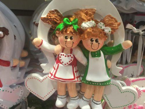 Kalėdos,medžio dekoras,dekoracijos,xmas,ornamentas,Kalėdų papuošalai,mergaičių draugai,dovanos,šventė,dekoruoti,apdaila,dekoruoti,sezonas