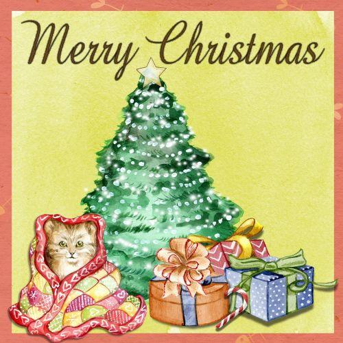 Kalėdos,katė,žvaigždė,Kalėdų eglutė,medis,šventė,Kalėdų eglutė,žiema,apdaila,sezonas,Kalėdų eglės,xmas,šventė,gruodžio mėn .,kortelė,metai,ornamentas,šaltas,sniegas,raudona,Kalėdų eglutė,spalva,snaigė,linksmas,žalias,auksas,geltona,geltonas fonas,juosta,dekoruoti,elegantiškas,dekoratyvinis,šventinis,modelis,spalvinga,dizainas,dovanos,mielas,linksmų Kalėdų