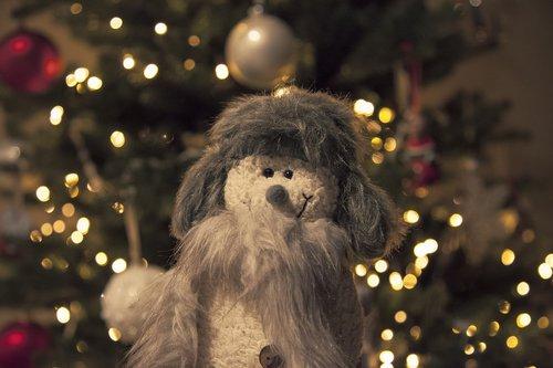 Kalėdų, jaukus, apdaila, atmosfera, šviesos, jaukus, Kalėdiniai papuošalai, senis besmegenis