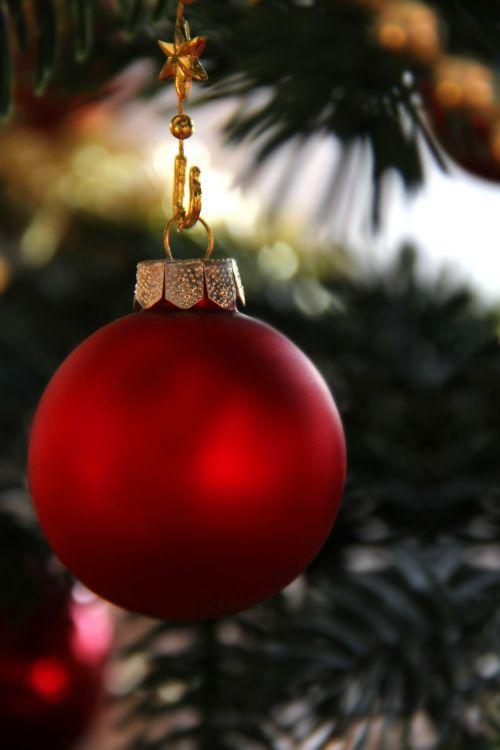 Kalėdų papuošalas,Kalėdų eglutė,Kalėdų papuošalai,Kalėdos,apdaila,Kalėdų eglutė,Glaskugeln,medžio dekoracijos,deko,gruodžio mėn .,raudona,rutulys,Kalėdų puošimas,weihnachtsbaumschmuck,Kalėdinis ornamentas