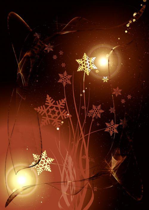 Kalėdinis atvirukas,atvirukas,atvirukas,šviesa,apšvietimas,pragaras,snaigės,žvaigždė,Adventas,Kūčios,Kalėdos,festivalis,Kalėdų laikas,atostogos