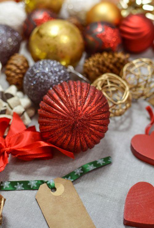 Kalėdos, ornamentas, sienos, apdaila, šventė, rutulys, dekoratyvinis, šventinis, dekoruoti, juosta, Linas, spurgai, etiketės, beabilis, blizgantis, blizgantis, raudona, auksas, Kalėdų dekoravimas
