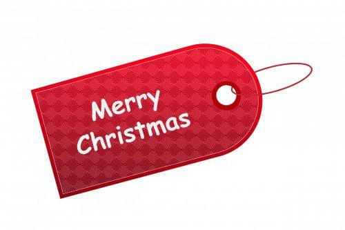 dovanos & nbsp, žyma, žyma, etiketė, Kalėdos, raudona, dizaineris, modelis, raštuotas, stilizuotas, xmas, popierius, izoliuotas, balta, fonas, menas, iliustracija, Scrapbooking, linksmas & nbsp, Kalėdos, Kalėdų dovanų žyma raudona
