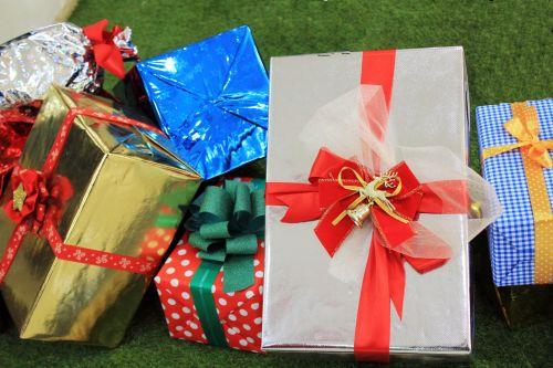 Kalėdų & nbsp, dovanos, dovanos, kvadratas, sezonai, Kalėdos, dovanos, spalvingos & nbsp, dovanos, Kalėdų dovanos 2