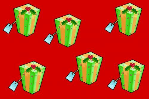 Iliustracijos, clip & nbsp, menas, grafika, iliustracija, Kalėdos, atostogos, proga, šventė, šventinis, sezoninis, dizainas, apdaila, Kalėdų & nbsp, dovanos, dovanos, dovanos, tapetai, Kalėdų dovanos