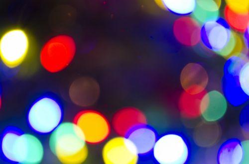 Kalėdos, žibintai, sezoninis, Bokeh, blur, fonas, Kalėdų šviesa bokeh 3