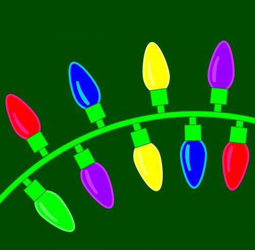 pirkti & nbsp, man & nbsp, kava, žalias, šventė, sezoninis, šviesus, spalvinga, žibintai, Kalėdos, padengti, spalvos, dekoracijos, vaivorykštė, xmas, šventinis, svogūnėliai, šventinis & nbsp, sezonas, string & nbsp, žibintai, Kalėdų šviesos