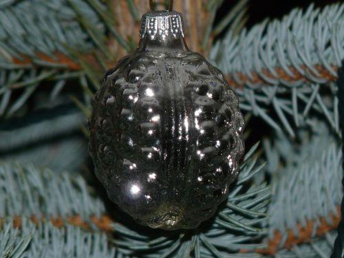 Kalėdinis ornamentas,pušies kankorėžiai,Kalėdų papuošalai,weihnachtsbaumschmuck,sidabras,Kalėdos,priklausyti,spindesys,Kalėdų laikas