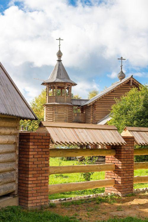 bažnyčia,mediena,architektūra,ortodoksas,krikščionybė,rus,medinė architektūra,medis,Rusija,religija