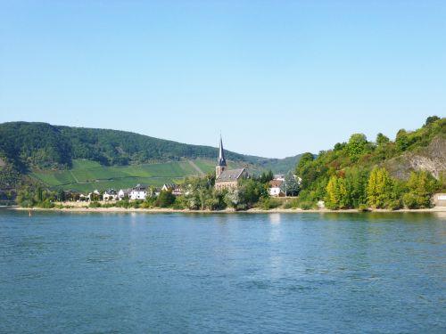bažnyčia,upė,istoriškai