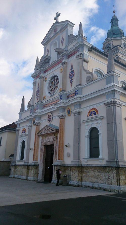 bažnyčia, slovenia, tikėjimas
