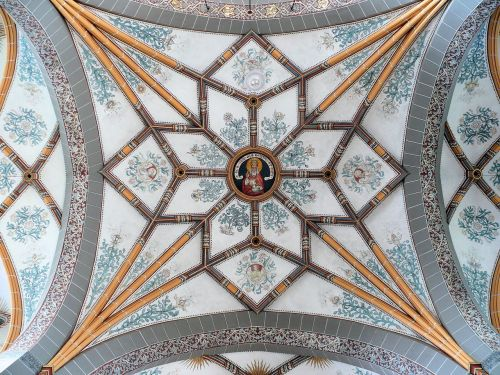bažnyčia,Dakgewelf,simetrija