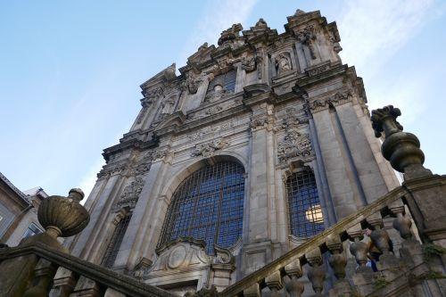 Sao Pedro Dos Clerigos Bažnyčia, Porto, Portugal, Bažnyčia