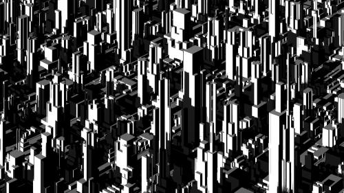 miestas,dangoraižis,panorama,centro,miesto centras,didelis miestas,metropolis,moloch,miesto plėtra,anonimiškumas,matmenimis,masė,juoda ir balta,kontrastas,gyvenamoji vieta,betono bokštas,betonwüste,namai tarpeklis,monotoniškumas,vienodumas,didelis,plėtra,pilka,pusiau abstraktus,3d,menotyros voyager