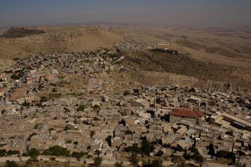 Miestas, On, Architektūra, Mezopotamija, Istoriniai Darbai, Istorinis Miestas, Senovinis Miestas, Mardin, Turkija