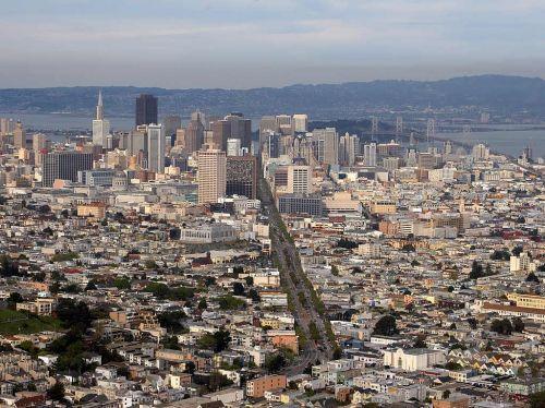 miestas,San Franciskas,san franzisko,Kalifornija,usa