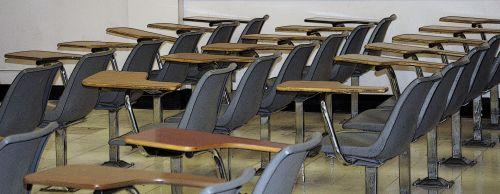klasė, klasė, kėdės, stalai, mokykla, Jaunesnysis & nbsp, aukštas, aukšta & nbsp, mokykla, kolegija, akademinis, mokymasis, klasė