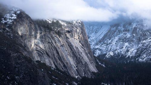 uolos,sniegas padengtas,Rokas,kalnas,kanjonas,oras