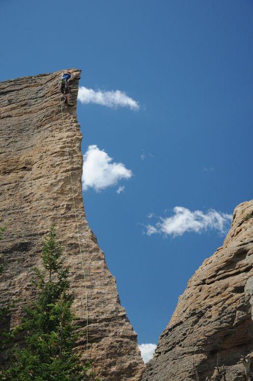 alpinizmas,Colorado,granitas