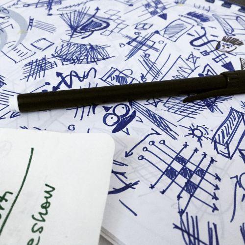 iškarpinę,parašyta,dizainai