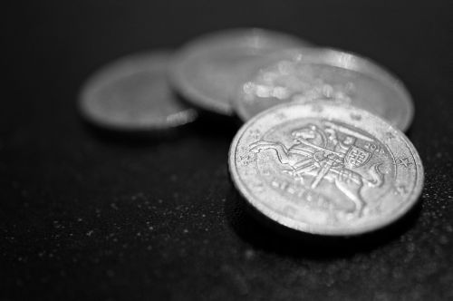 artimas vaizdas,euras,makrofotografija,pinigai