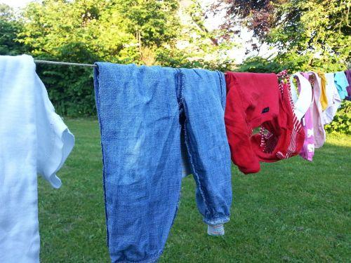 drabužių linija,skalbiniai,plauti,priklausyti,apranga,drabužių spintelės