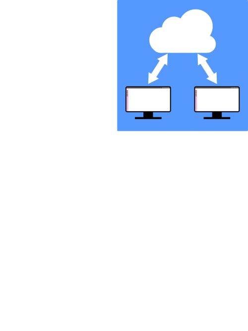 debesis,Debesis kompiuterija,debesys dalijimasis,kompiuteris,kompiuteriai,dalijimasis,nemokama vektorinė grafika