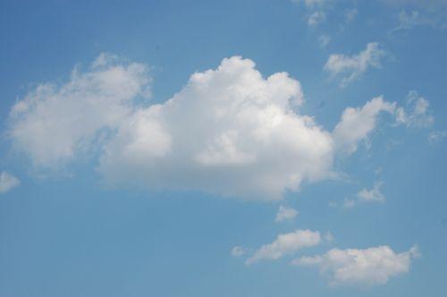 debesis,dangus,cumulus