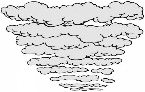 vaizdas, nuotrauka, piešimas, vaizduotė, padaras, išraiška, debesis, debesis 41