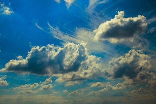 Debesys, Dangus, Gamta, Oras, Šviesa, Oras, Cloudscape, Atmosfera, Meteorologija, Klimatas