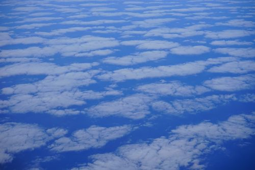 debesys,dangus,virš debesų,skristi,debesų danga