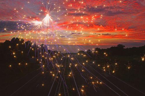 debesys,spalva,spalvingas saulėlydis,dangus,apšvietimas,mirksi,oranžinis dangus,žibintai