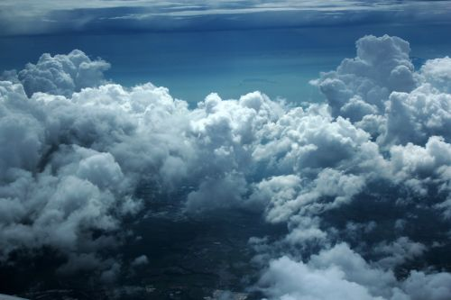 debesys, debesys & nbsp, aukščiau & nbsp, dangus, debesuota & nbsp, dangaus, mėlynas & nbsp, dangus, gamta, dangus, Debesuota, tapetai, fonas, debesys virš dangaus 2