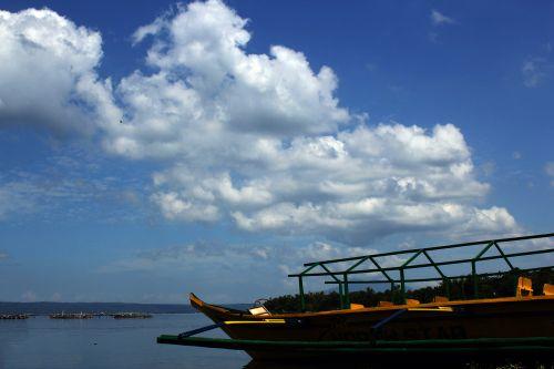 debesys, debesuota & nbsp, dangaus, mėlynas & nbsp, dangus, gamta, dangus, Debesuota, kalnas, vandenynas, vanduo, papludimys, jūra, tapetai, fonas, valtis, objektas, kitas, debesuota dangaus