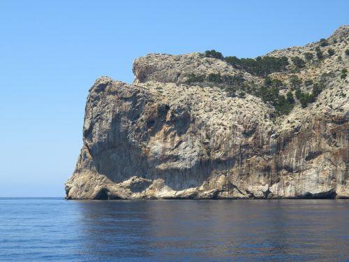 kranto,steilkueste,Rokas,Maljorka,uolos pakrantė,jūra,uolos,uolos,gamta,banyalbufar,Viduržemio jūros,blefas,kraštovaizdis