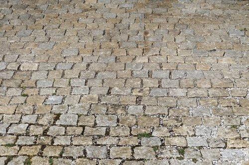 bruģis, pleistras, grindinio akmenys, grindys, natūralus akmuo, asfaltuotas, fonas, akmuo, modelis, struktūra, tekstūros, purvinas, geometrinis, paviršius, toli, kelių, istorinis centras, Downtown, Anotacija, grindinio akmuo tekstūros
