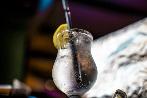kokteilis, citrina, alkoholio, gerti, vasara, šaltai, maišyti, bar, alkoholinis kokteilis, Natiurmortas, šiluma