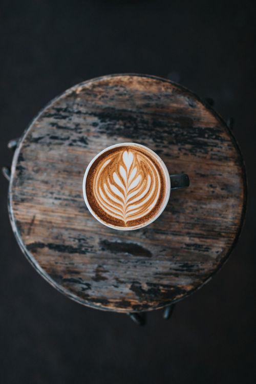 kava,karštas,gerti,espresso,taurė,putos,putos,pienas,latte