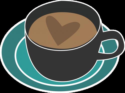 kava,taurė,gerti,infuzija,nemokama vektorinė grafika