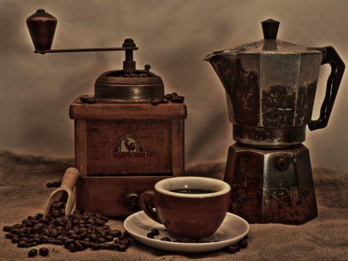 kava,kavos puodelis,malūnėlis,taurė,kavos putos,kavos pupelės,kavinė,gerti,pupos,karštas,arbata,lėkštė,kofeinas,kavos puodeliai,naudos iš,putos,cukrus,vintage,natiurmortas
