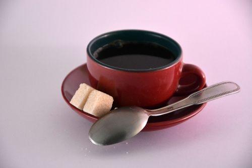 kava,taurė,espresso,pusryčiai,kavos šaukštas,kavos puodelis,biuras,spalvos,cukrus