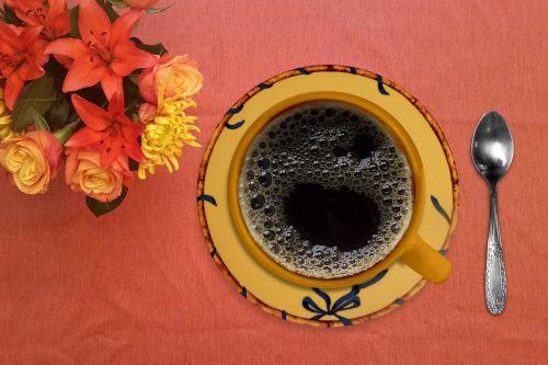 kava, taurė & nbsp, lėkštė, juoda & nbsp, kavos, arbata & nbsp, šaukštu, arbatinis šaukštelis, gėrimas, lėkštė, gerti, taurė, kavos & nbsp, puodelis, oranžinė, keramika, pusryčiai, rytas, kavinė, šaukštas, virtuvės reikmenys, švarus, porcelianas, plokštė, atsipalaidavimas, šešėlis, paprastas, latte, kavos puodelis & amp, lėkštė