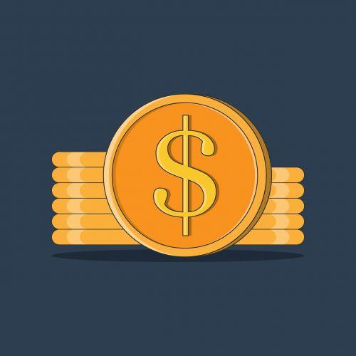 monetos,piktogramos,verslas,ženklas,vektorius,simbolis,turtas,doleris,iliustracija,valiuta,savarankiškas,sėkmė,finansai,butas,auksas,taupymas,turgus