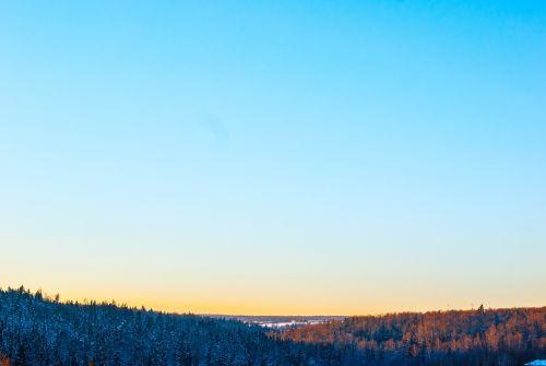 šaltas,desolate,saulėtekis,žiema,kraštovaizdis