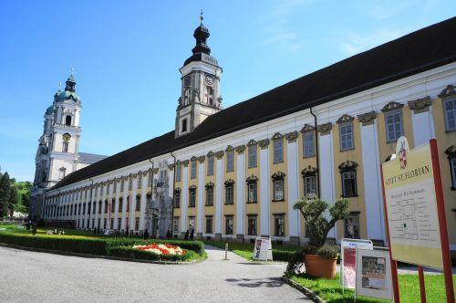 kolegiali bažnyčia,rašiklis,šventasis floras,bažnyčia,austria,Romos katalikų,barokas,religija,katalikų,barokinė bažnyčia,bokštas,tikėjimas,tikėk,pastatas,krikščionybė