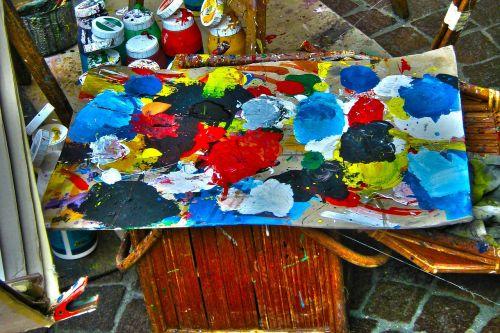 spalva,skardinės,akiniai,diapazonas,menininkai,menas,dailininkas,kompiliavimas,dažyti,indai,spalvinga,klekse,farbkleks,kartonas