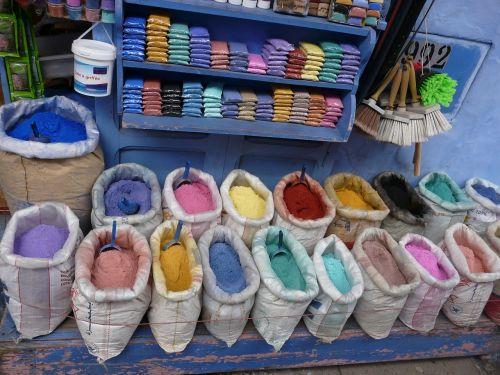 spalvinga,paveikslai,Marokas
