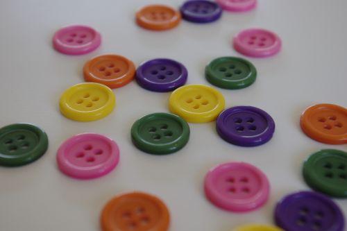 spalva, mygtukai, siūti, siuvimas, siuvinėtojai, individualus, amatų, kurti, menas, padaryti, kūrybiškumas, amatų & nbsp, reikmenys, galanterija, spalvingi mygtukai