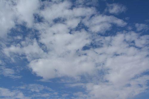 dangus, debesys, mėlynas, gamta, dangus, fonas, gamta, lauke, lauke, debesis, spalvingi debesys, mėlynos dangaus gamta